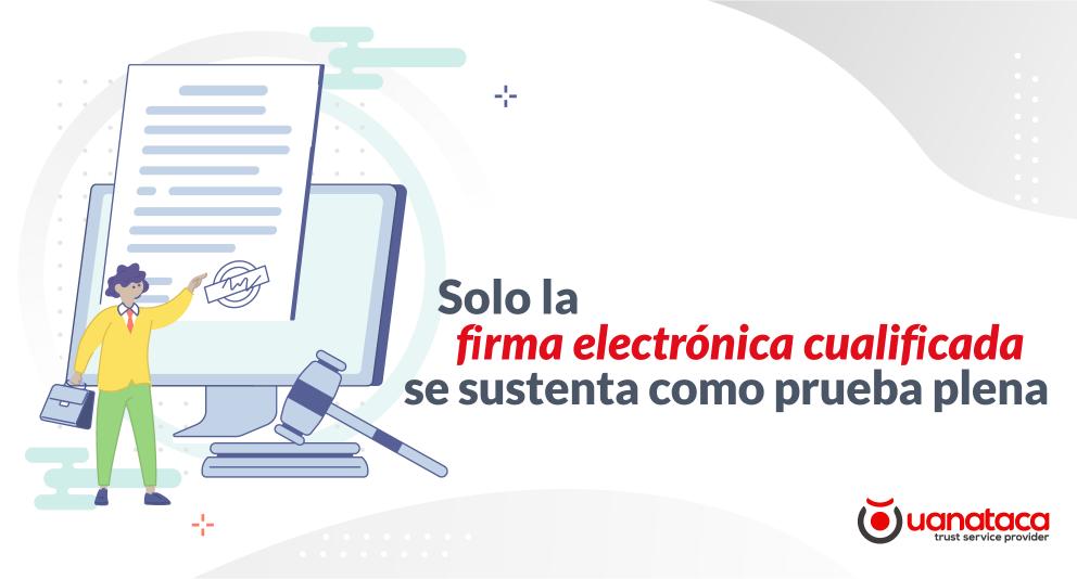 La Justicia Española absuelve a la demandada del pago de un crédito que no fue firmado mediante certificado cualificado de firma electrónica