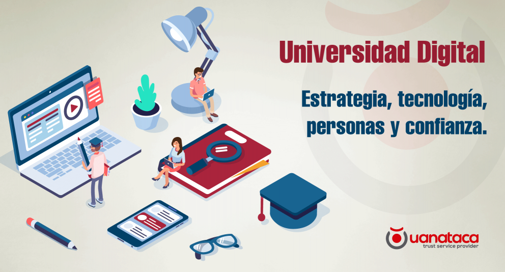 Claves para la transformación digital de la universidad: liderando el cambio hacia un nuevo modelo