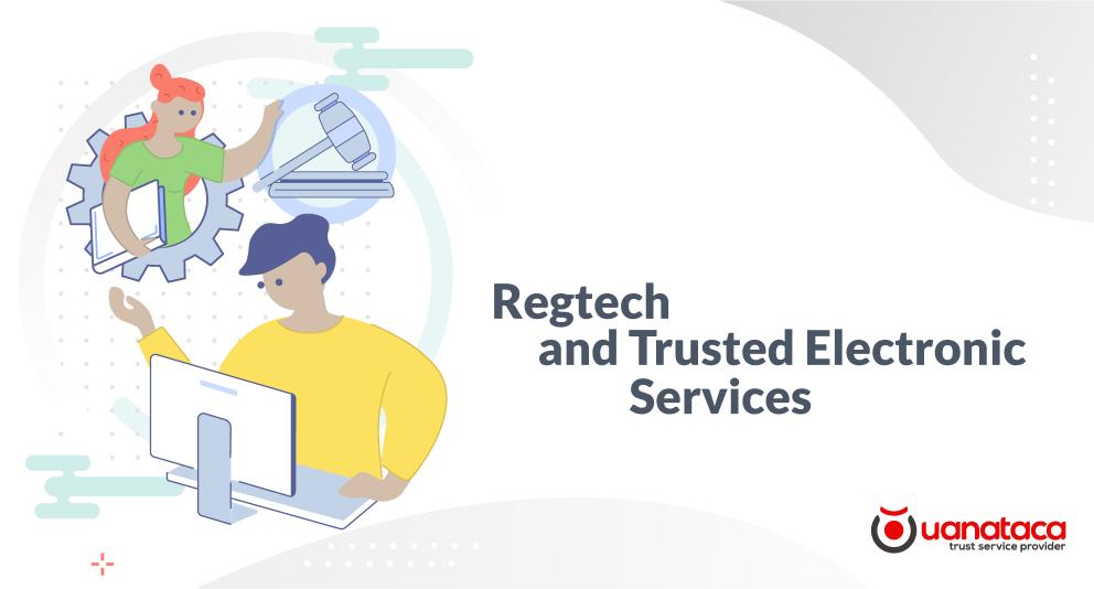 Regtech: new technologies for regulatory compliance
