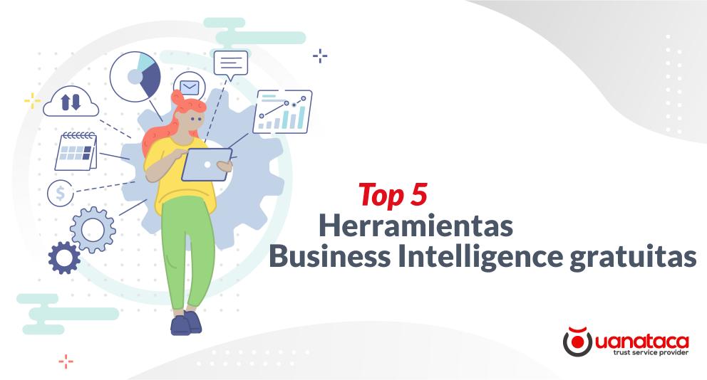 ¿Qué es Business Intelligence? Top 5 herramientas gratuitas para negocios
