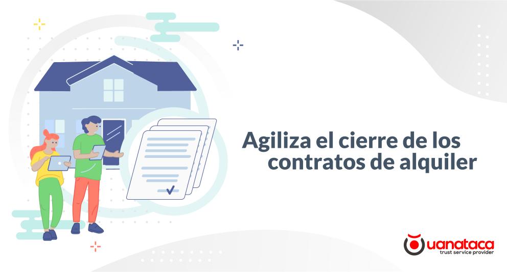 Ventajas de la firma digital en los contratos de alquiler