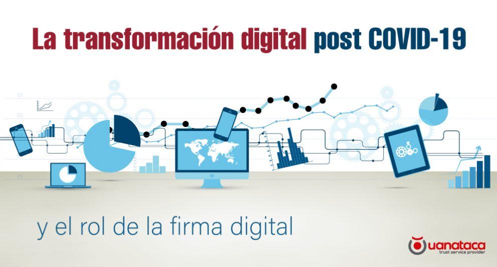 El impacto del COVID-19 en servicios digitales ratifica el rol de la firma digital para la continuidad de la actividad económica